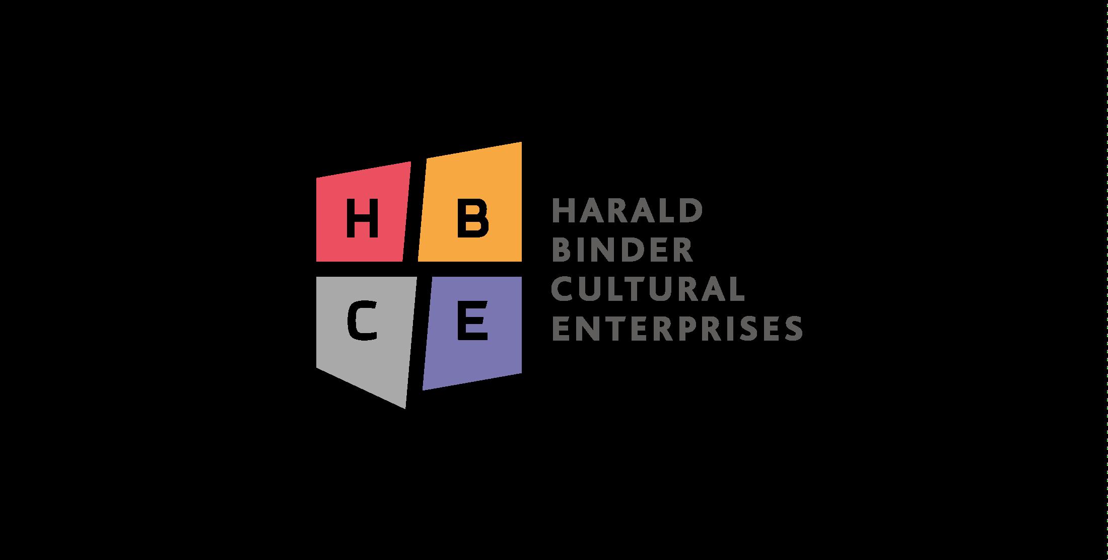 Harald Binder Cultural Enterprises